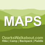 Ozarks Walkabout Maps