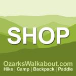Ozarks Walkabout's Hiking, Camping, Backpacking & Paddling Shops
