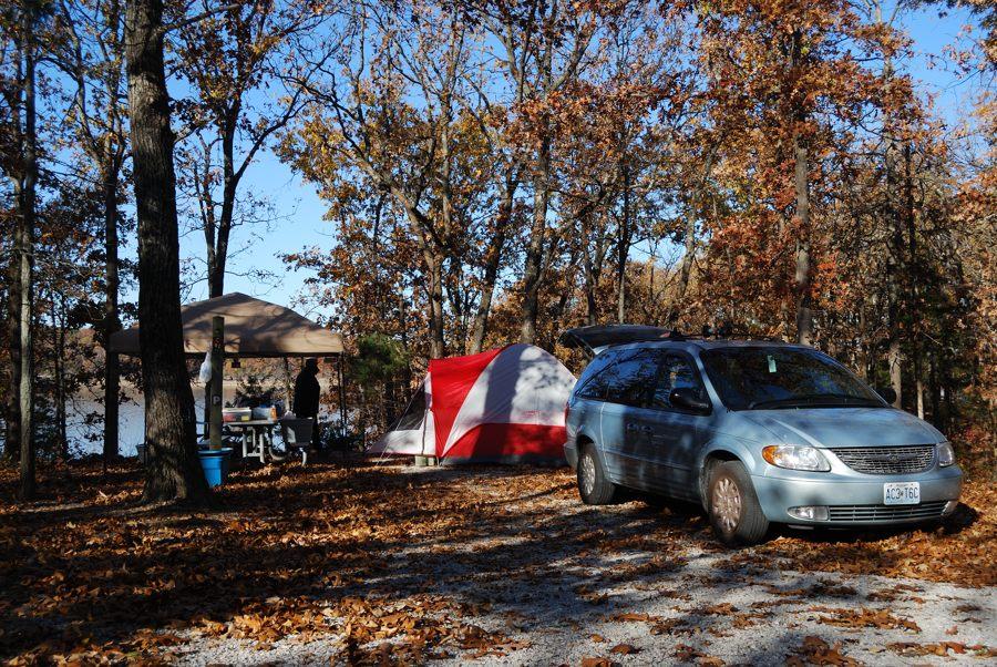 Berry Bend Campground - Harry S Truman Lake, Missouri ...