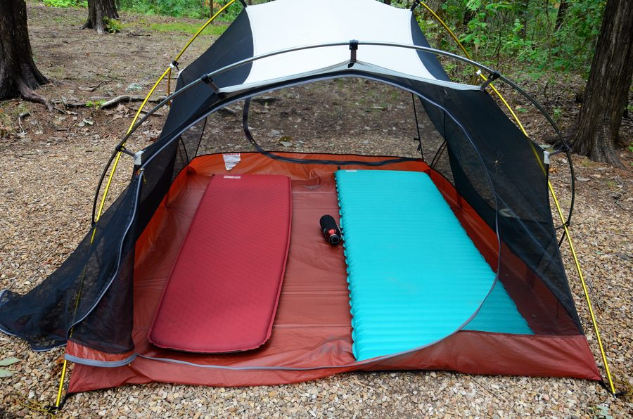 Gear Review: NeoAir All Season sleeping pad