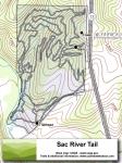 Trail Map: Sac River Trail, Springfield Missouri