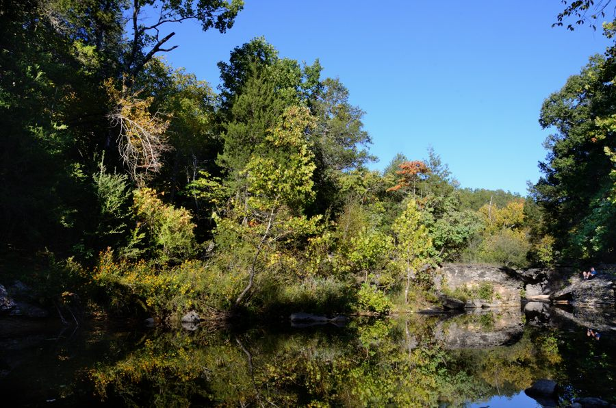 Trip report: Backpacking in Hercules Glades – September 2012