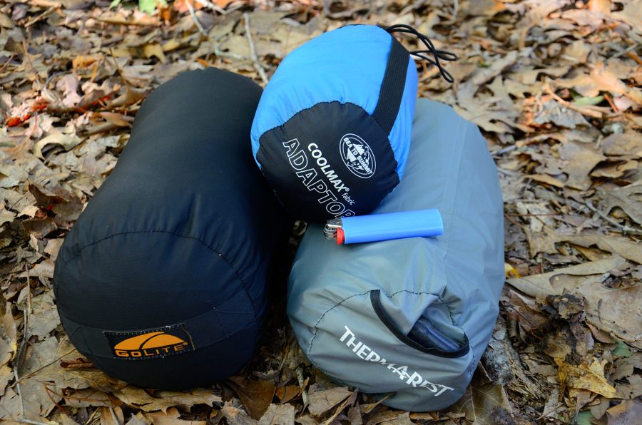 Gear Review Neoair All Season Sleeping Pad Ozarks Walkabout
