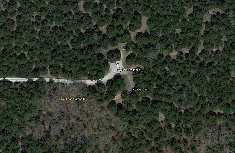 Caught on Google Earth