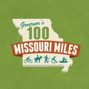100 Missouri Miles Challenge. We've signed up, have you?